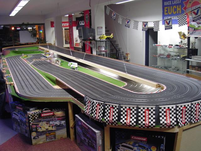 hairslotrace haider indoor racing. Black Bedroom Furniture Sets. Home Design Ideas